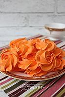 Безе на палочке Оранжевый