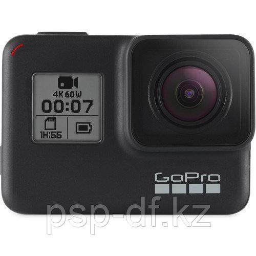 Экшн камера GoPro HERO7 Black + доп. аккумулятор