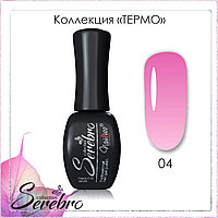 "Гель-лак Термо эффект ""Serebro collection"" №04, 11 мл"