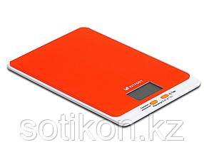 Весы кухонные Kitfort KT-803-5 оранжевый