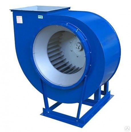 Радиальный вентилятор ВР 300-45-5/ 7,5 кВт-1000 об/мин L/R