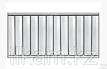 Радиатор отопления алюминиевый TIPIDO-400/1 (высота секции 440мм.), фото 3