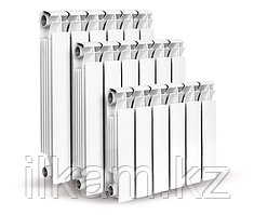 Радиатор отопления алюминиевый TIPIDO-550/1 (высота секции 590 мм.)