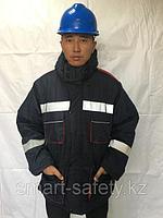 Утепленная мужская куртка