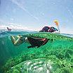 """Dome Port TELESIN для GoPro HERO 8 Black - купол для съемок в воде 6"""" (15,24 см), фото 5"""