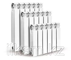 Радиатор отопления алюминиевый TIPIDO-700/1  (высота секции 740  мм.)
