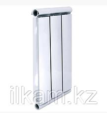 Радиатор отопления алюминиевый TIPIDO-850/1  (высота секции 890  мм.), фото 2