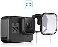 Поляризационный(CPL) фильтр TELESIN для GoPro HERO 8 Black, фото 1