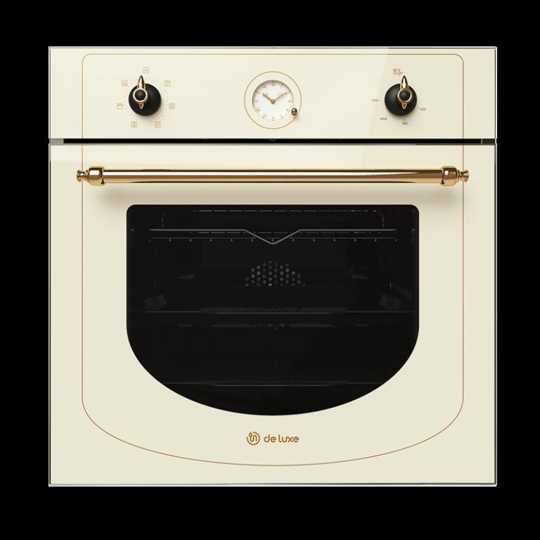 Духовой шкаф электрический 6006.05 эшв-037 de luxe