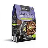 Смесь для выпечки Блины шоколадные Polezzno, 300 гр