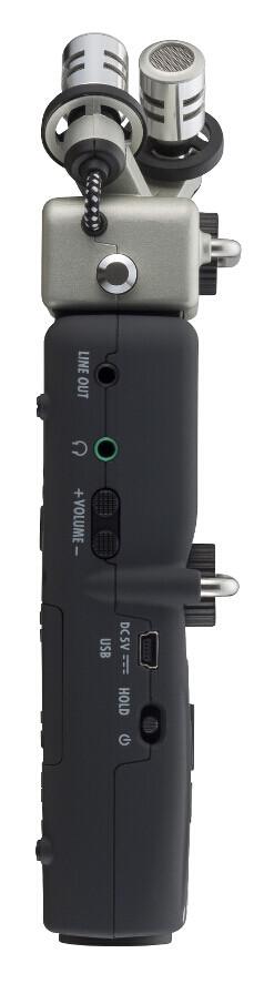 Портативный аудио рекордер, ZOOM H5 - фото 5