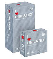 """Презервативы UNILATEX """"DOTTED"""" с точечной поверхностью, фото 1"""
