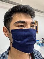 Многоразовые маски из трикотажа