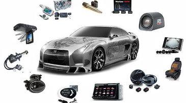 Авто-электроника