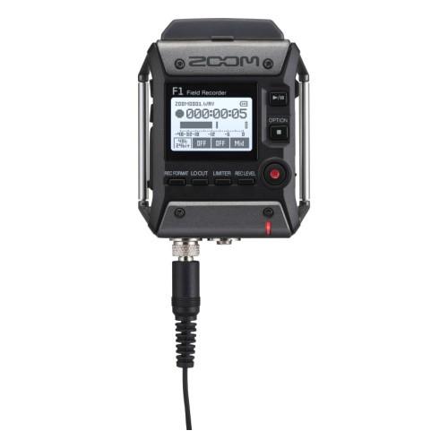 Двухканальный портативный аудио рекордер, Zoom F1-LP - фото 3