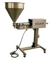 Полуавтоматический объемный взрывобезопасный дозатор для жидких и вязких веществ, в тару до 5 литров