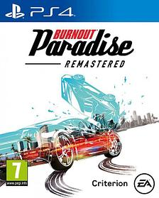 Burnout Paradise Remastered (PS4) б.у