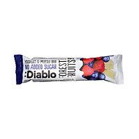 DIABLO Мюсли-Батончик с лесными ягодами, покрытый йогуртом, 30 г