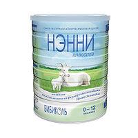 Молочная смесь НЭННИ Классика на основе козьего молока, 800 г