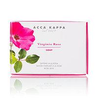 Мыло туалетное ACCA KAPPA Virginia Rose, 150 г