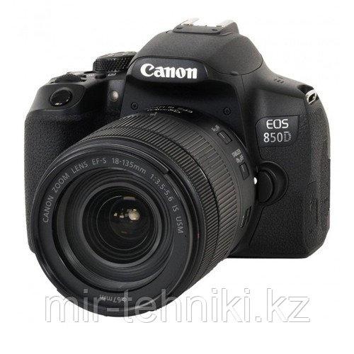 Фотоаппарат Canon EOS 850D kit 18-135 f/3.5-5.6 IS USM