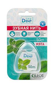 """Зубная нить """"Time Dent"""" 50м"""