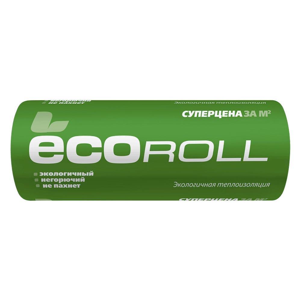 Утеплитель Экоролл (50 * 1220 * 10980)