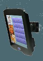 Сенсорная POS-система SENOR KDS 195