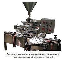 Полуавтоматический объемный дозатор SIMPLEX AS-2 для жидких и вязких веществ