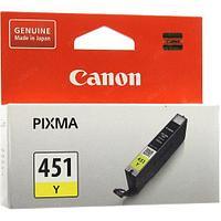 Картридж Canon CL451 Yellow (желтый)