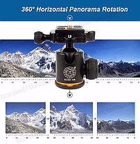Штатив/ монопод  Beike Q999S алюминиевый Профессиональный для фотоаппарата, фото 3