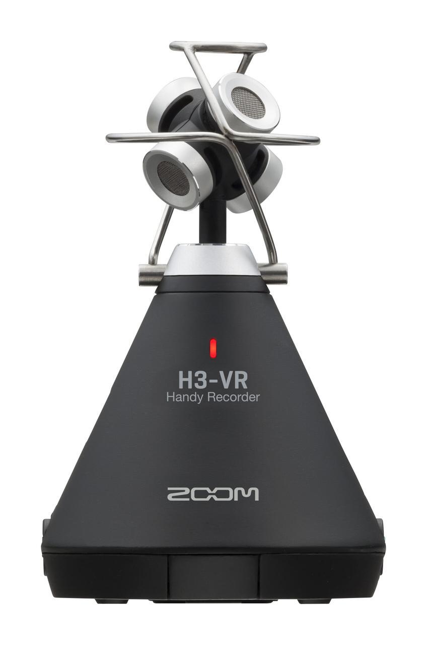 Многофункциональный портативный аудио рекордер Zoom H3-VR - фото 6