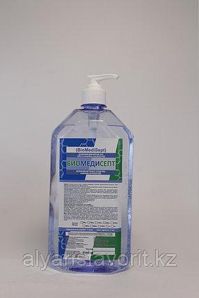 БиоМедиСепт - антисептик для рук (санитайзер).1 литр. РК, фото 2