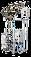 Вертикальный упаковочный автомат с дозатором для фасовки