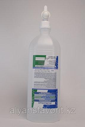 БиоМедиСепт - антисептик для рук (санитазер) во флаконе эйрлесс 1 литр. РК, фото 2