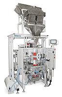 Вертикальный упаковочный автомат для фасовки сыпучих продуктов большими дозами 5/15 кг