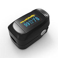 IMDK C101A2 Пульсоксиметр на палец для измерения пульса, сатурации и индекса перфузии крови