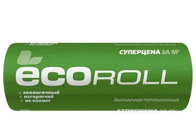 Утеплитель для перекрытий Экоролл 100 * 610 * 1230; плотн. 13