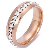 """Кольцо """"Обручальное кольцо"""" red, фото 2"""