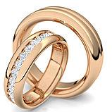 """Кольцо """"Обручальное кольцо"""" red, фото 6"""