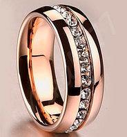"""Кольцо """"Обручальное кольцо"""" red"""