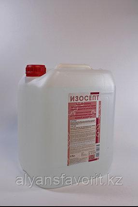 Изосепт - антисептик для рук (санитайзер) 5 литров.РК, фото 2