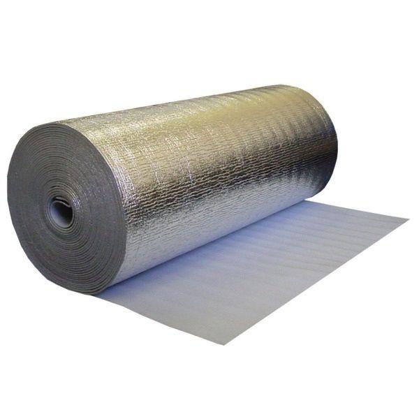 Подложка с фольгой Толщина - 3 мм
