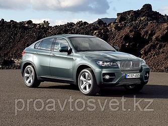 Переходные рамки для HELLA 3/3R на BMW X6 2008-2013 на дальний свет