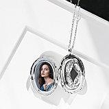 "Медальон для фото ""Мадмуазель"", фото 5"