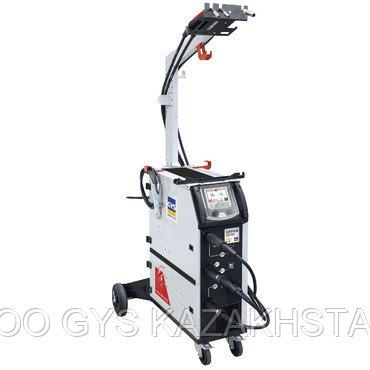 Инвертор сварочный аппарат MIG\MAG полуавтоматы для кузовного ремонта AUTOPULSE 220-M3