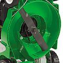 Мульчирующая газонокосилка Viking MB 3 RT, 2,3 кВт /2800 об/мин, шир.реза 48 см, высота скаш. 28-85 мм., фото 4