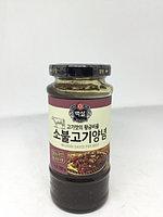 Соус-маринад для говядины CJ KR Bulgogi Sauce for beef