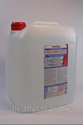 Медисепт -антисептик для рук (санитайзер) 5 литров. РК, фото 2