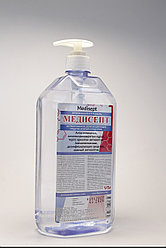 Медисепт - антисептик для рук (санитайзер) 1 литр. РК